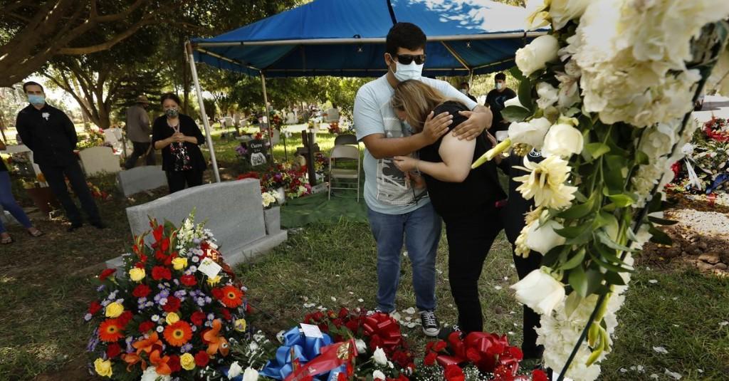 How coronavirus devastated Texas's vulnerable borderlands