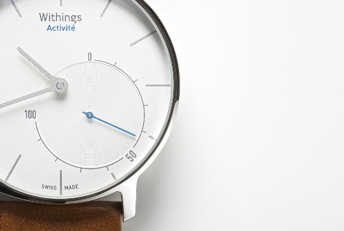 Withings' analog Activité smartwatches now work with Android