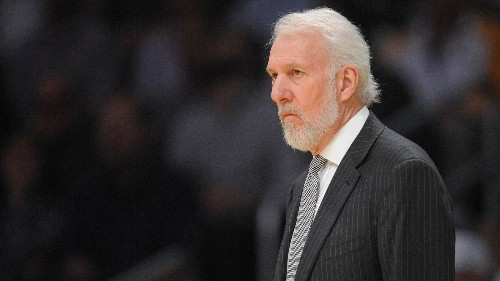 Gregg Popovich on Donald Trump: 'You can't really believe anything that comes out of his mouth'