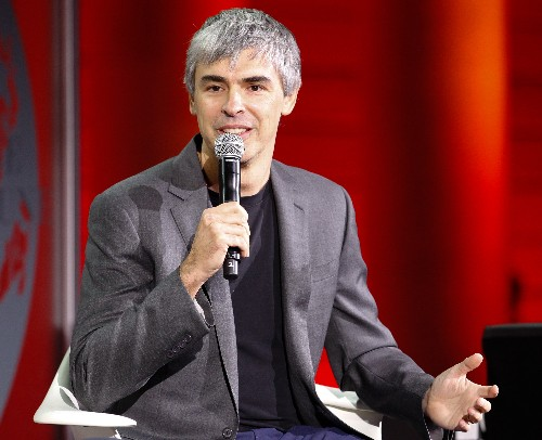 Google co-founder Larry Page is secretly building flying cars