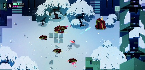 Hyper Light Drifter is now available on the iPhone and iPad