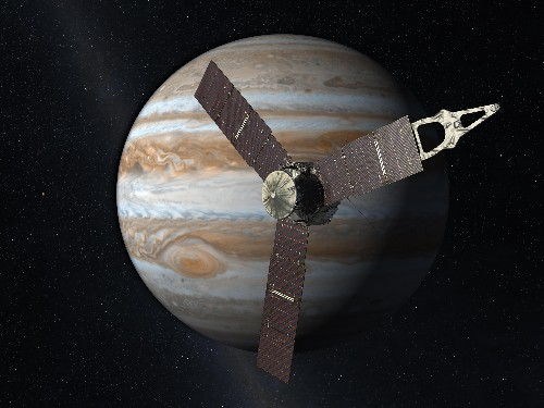 NASA's Juno mission will deliver the punchline on a 400-year-old joke