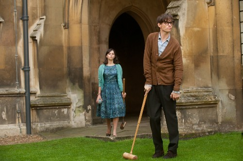 'The Theory of Everything' review: a love story starring Stephen Hawking