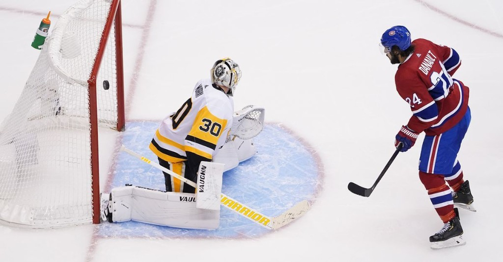 Game 3 Recap: A big collapse. Penguins lose big lead, fall behind in the series to Montreal