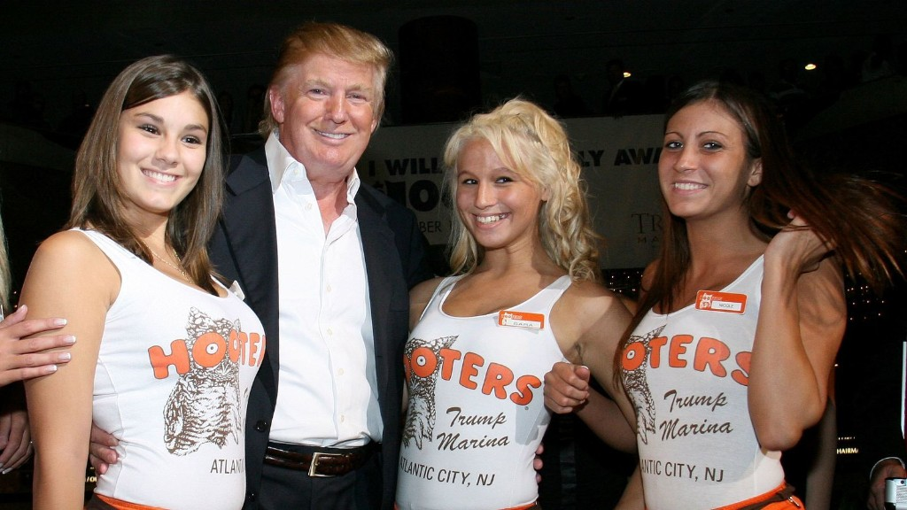 Read every horrible thing Donald Trump has said about women and tell me he's not a sexist