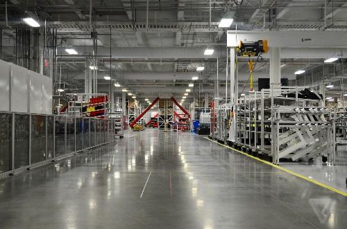Tesla will power its Gigafactory with a 70-megawatt solar farm