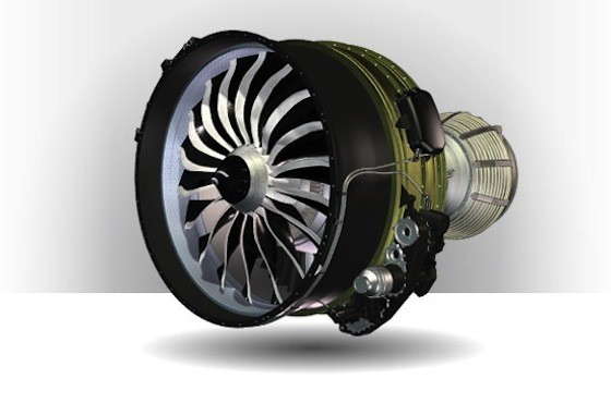 3D-printed jet engine parts help increase fuel efficiency by 15 percent