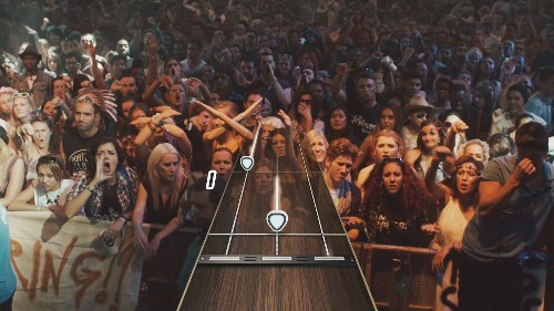 The real reason Guitar Hero Live traded graphics for live video footage