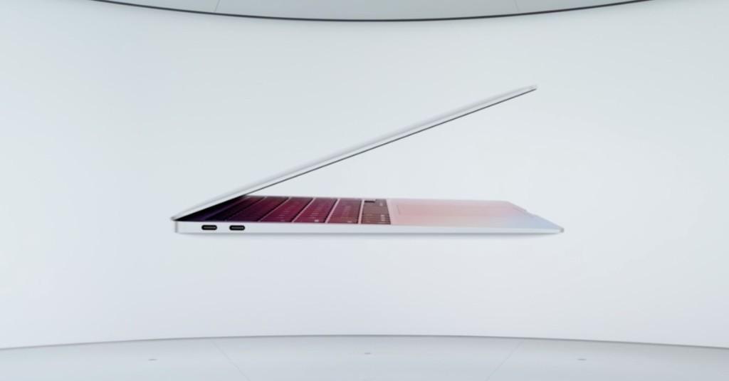 Apple announces MacBook Air with Apple's Arm-based M1 processor