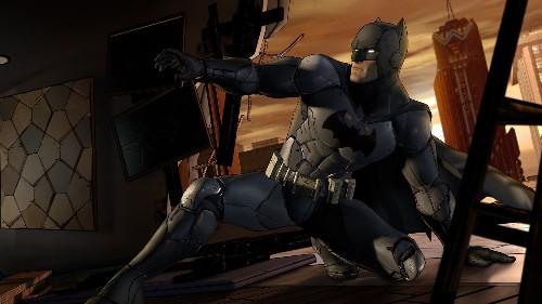Telltale Batman's second episode goes into the Dark Knight's tragic past