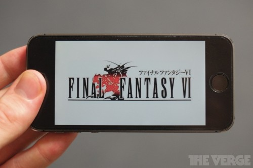 SNES classic 'Final Fantasy VI' comes to iOS and Android this year