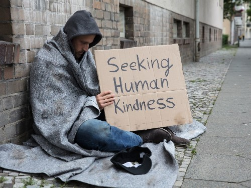 Christmas reminder: Success in life depends on human kindness