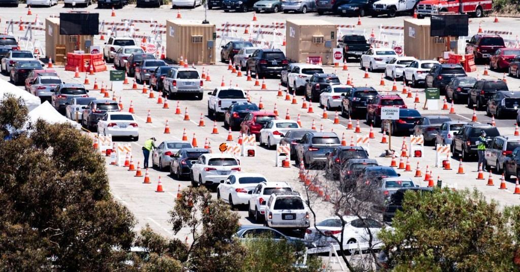 Testing delays are ruining America's chances of stopping Covid-19
