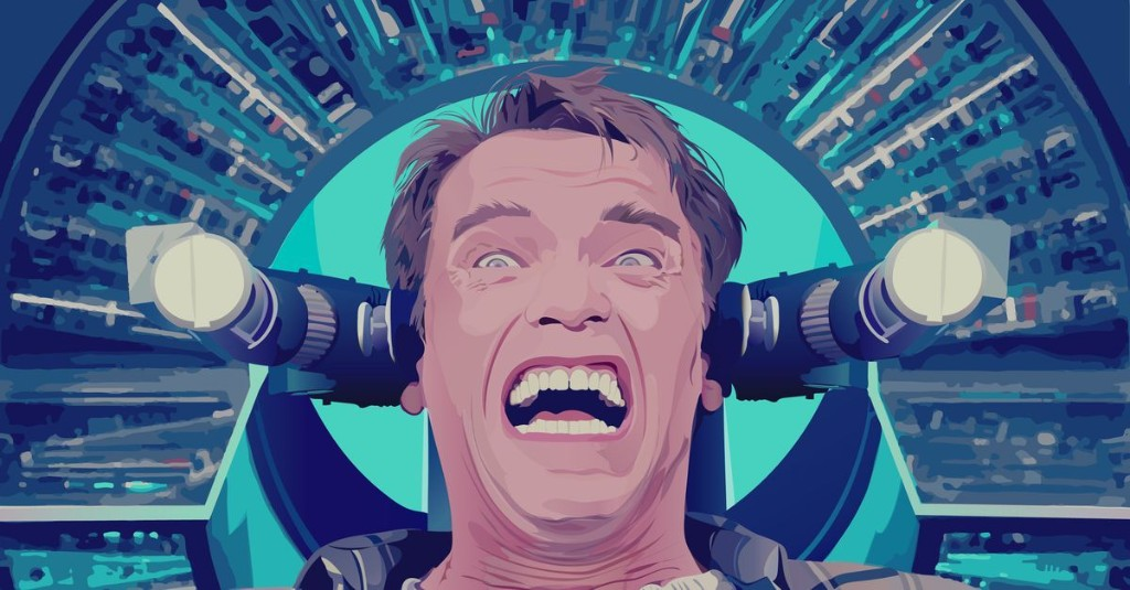 How Arnold Schwarzenegger Willed the Sci-Fi Classic 'Total Recall' Into Existence