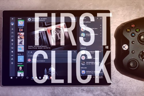 First Click: Microsoft could turn every PC into an Xbox