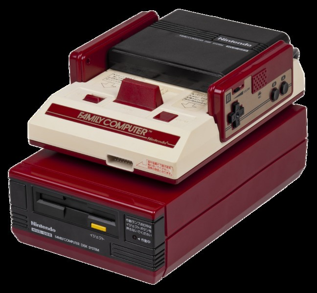 The Nintendo Famicom turns 30 years old today