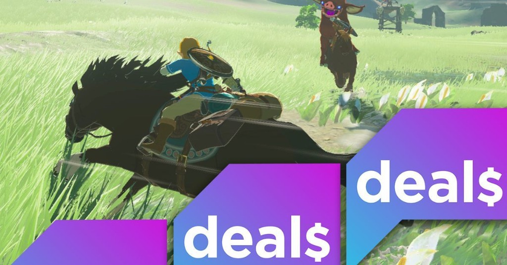 Nintendo Switch and Oculus VR games lead this week's best deals