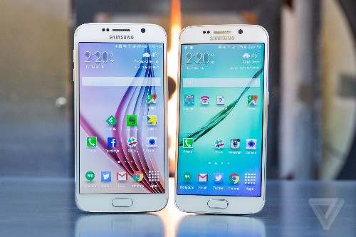 Galaxy S6 and S6 Edge go on sale as Samsung predicts record shipments