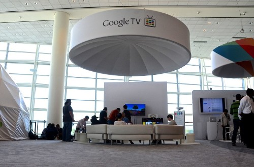 Google TV: silent but not forgotten at I/O 2013