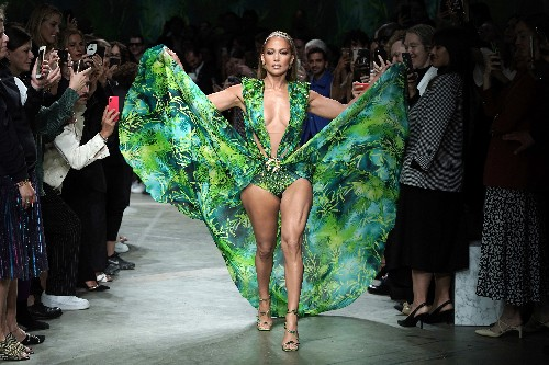 Google and Jennifer Lopez reinvent the Versace dress that created Google Images