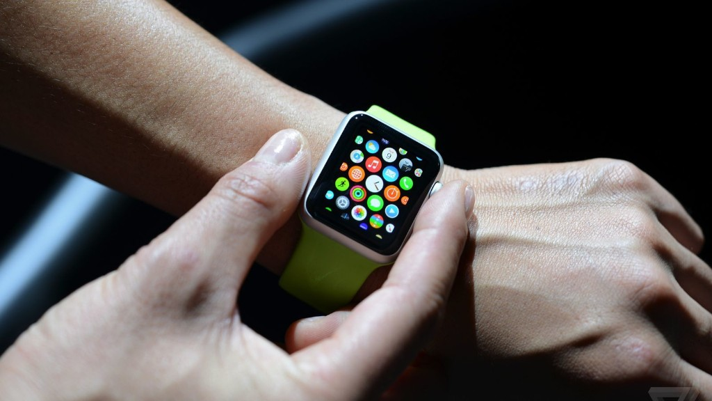 6 things to expect from Apple's Watch event today