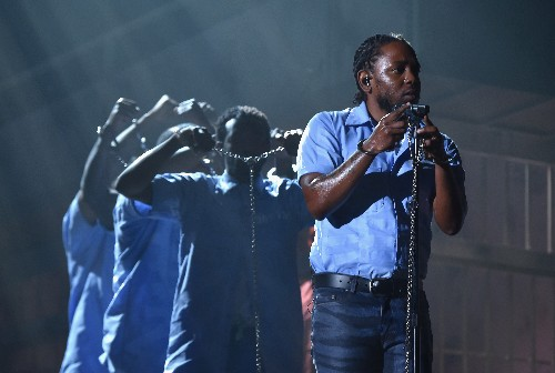 Kendrick Lamar and the Grammys' hip-hop problem — twice as good still isn't enough