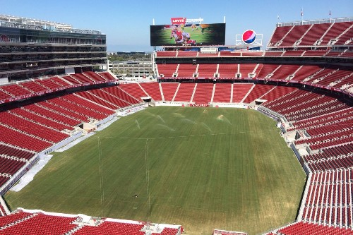 It's Go Time for the San Francisco 49ers' New Tech-Infused Stadium