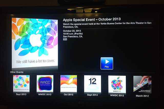 Apple will stream today's iPad event to iOS, Mac, and Apple TV users
