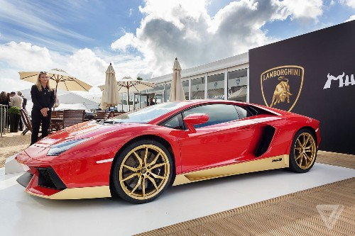The Lamborghini Aventador Miura Homage honors one of the most beautiful cars ever made