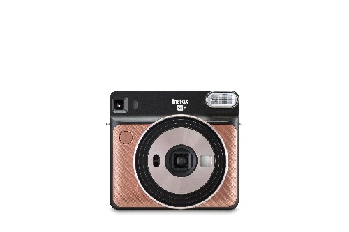 Fujifilm made its first ever square format analog Instax camera