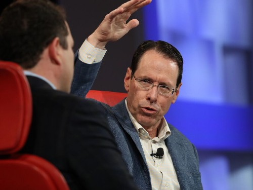 Here's why AT&T decided to buy Time Warner, according to CEO Randall Stephenson