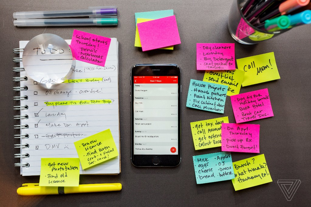 The best to-do list app right now