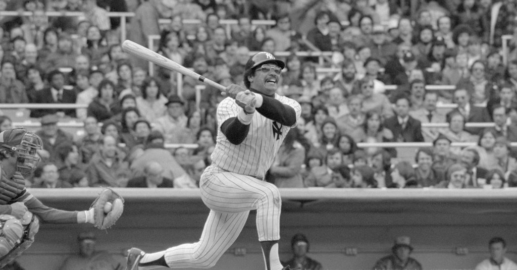 This Day in Yankees History: Reggie Jackson hits 400th home run