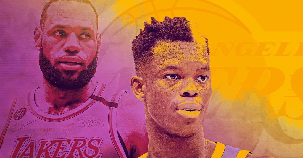The Lakers Landed Dennis Schröder and Aren't Done Improving