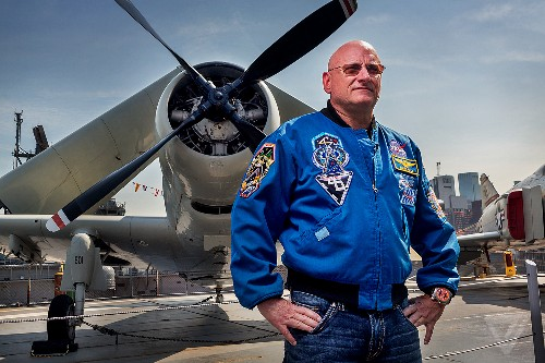 Astronaut Scott Kelly's book is the closest you'll get to experiencing space yourself