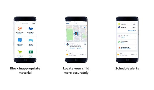 AT&T is launching a new app to manage parental control features