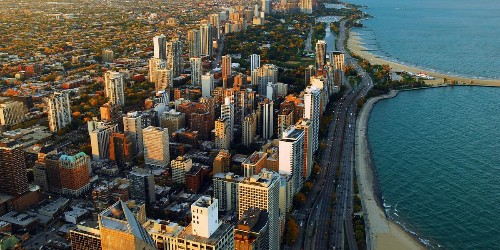 Lake Shore Drive could be renamed after one of Chicago's founders
