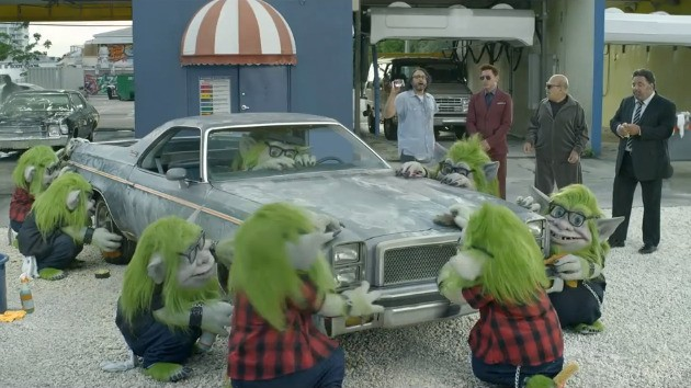 Help This Company: HTC and Robert Downey Jr. give us two minutes of awkward sight gags