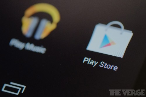 Redesigned Google Play Store for Android revealed in leaked images