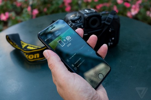 Nikon's new wireless tethering feature will change the way you take pictures