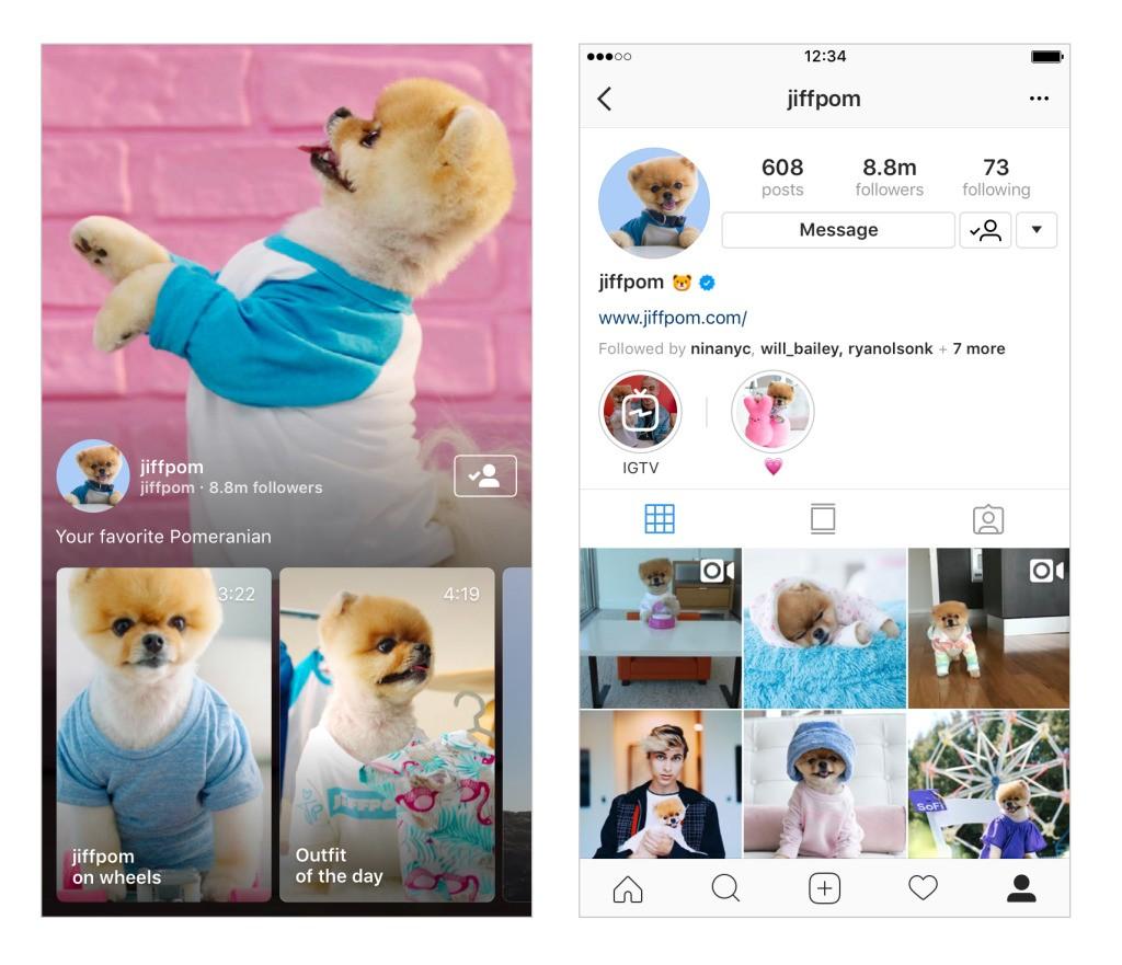 Instagram announces IGTV, a standalone app for longer videos