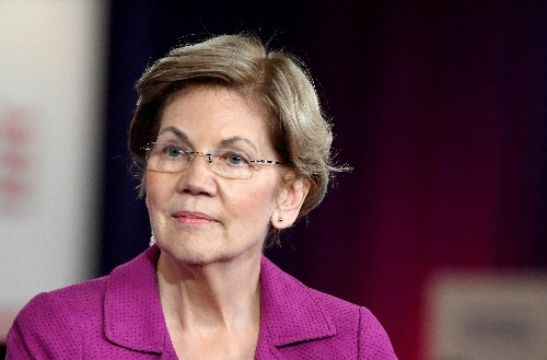 How Elizabeth Warren answered a hard question about lithium-ion batteries