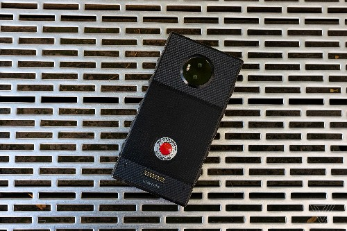 RED cancels Hydrogen phone project as founder Jim Jannard retires