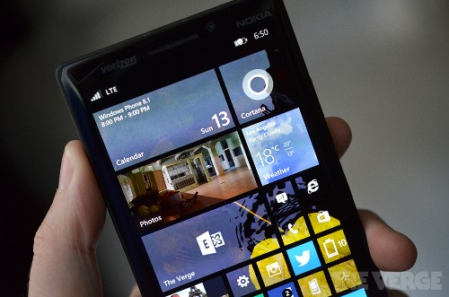 Microsoft bets on Kinect-like gestures for the future of Windows Phone
