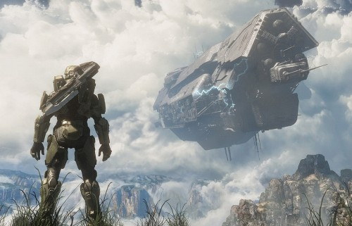 Microsoft demonstrates 'Halo 4' streaming from the cloud to Windows and Windows Phones
