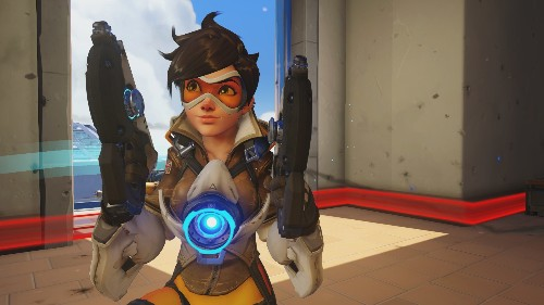 Overwatch's new Workshop lets players build their own custom games