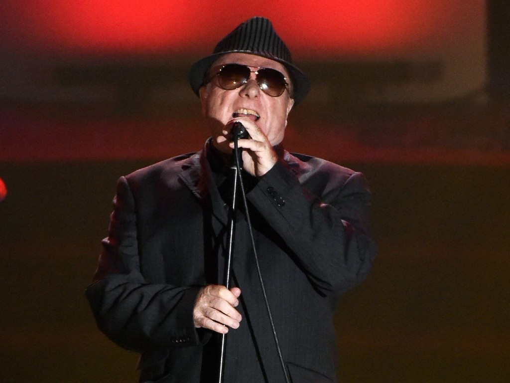 Van Morrison protests coronavirus lockdown with new music