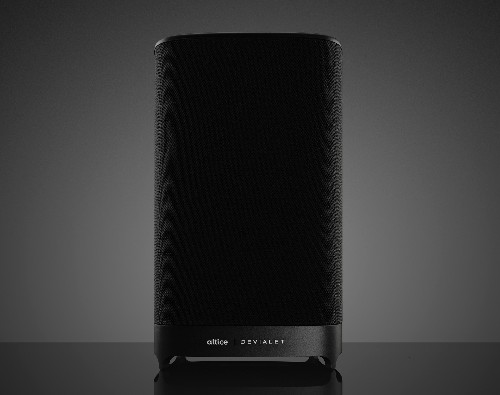Cable operator Altice is making a $400 Alexa speaker with audiophile-grade sound