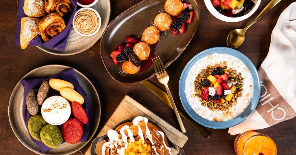 22 Restaurants Offering Brunch for Takeout and Delivery in Las Vegas