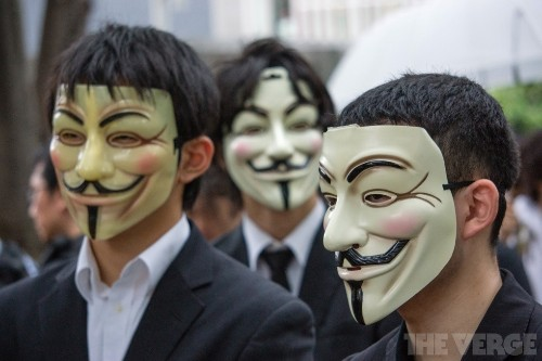 Anonymous claims to have brought down several of Israel's government websites